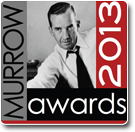 2013 Murrow Awards Logo